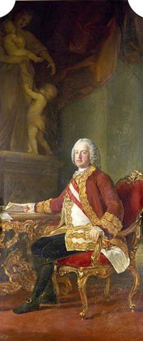 Anton von Maron: Kaiser Franz I. von Österreich