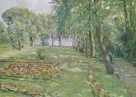Max Liebermann: Garten am Wannsee