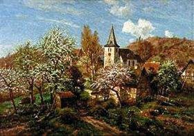 Heinrich Hartung: Frühlingstag