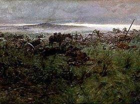 Rudolf Otto Ottenfeld: Nach der Schlacht bei Königgrätz