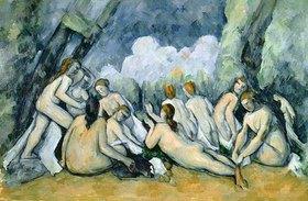 Paul Cézanne: Die großen Badenden
