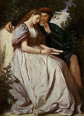 Anselm Feuerbach: Paolo und Frances