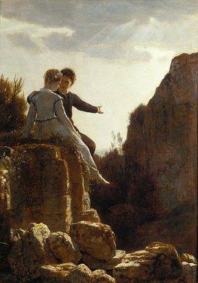 Arnold Böcklin: Die Hochzeitsreise