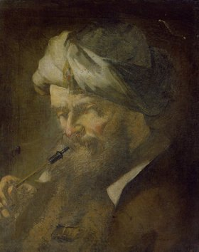 Giovanni Battista Piazzetta: Ein Türke