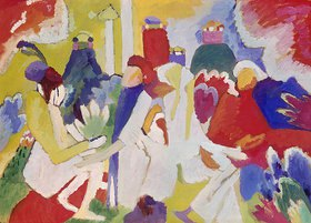 Wassily Kandinsky: Orientalisches