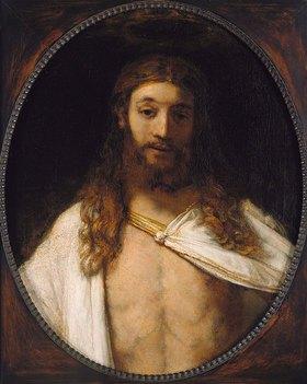 Rembrandt van Rijn: Der auferstandene Christus