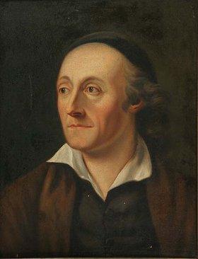 Friedrich August Oelenhainz: Johann Caspar Lavater