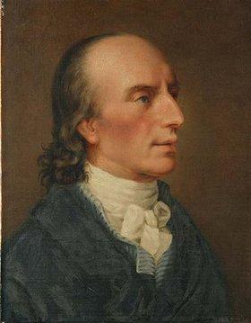 Johann Heinrich Wilhelm Tischbein: Johann Heinrich Voss der Ältere