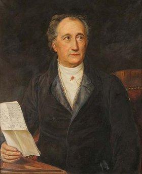 Friedrich Weidig: Johann Wolfgang von Goethe