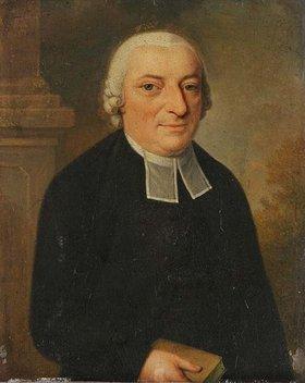 Unbekannter Künstler: Johann Jacob Gottlieb Scherbius