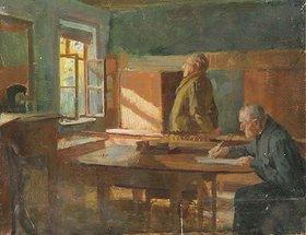 Otto Rasch: Goethe und Eckermann