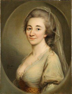 Joseph Friedr. August Darbés: Charlotte Elisabeth Konstantia von der Recke, geb. Reichsgräfin von Mede