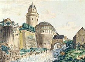 Friedrich Ludwig Neubauer: Der Schneidwall zu Frankfurt