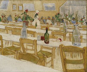 Vincent van Gogh: In einem Restaurant