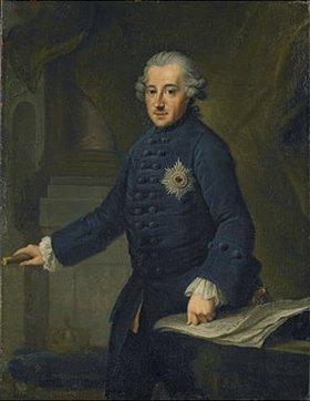 Johann Georg Ziesenis: Friedrich II. König von Preußen