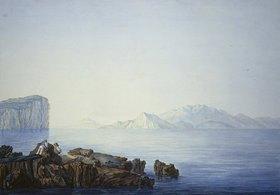 Christoph Heinrich Kniep: Bocca di Capri
