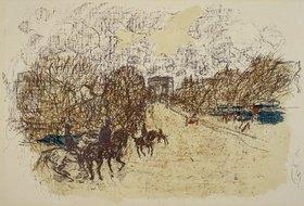 Pierre Bonnard: L'Arc de Triomphe