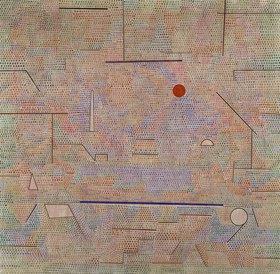 Paul Klee: Das Licht und Etliches. 1931.