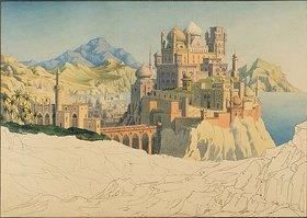 Friedrich Maximilian Hessemer: Vision einer islamischen Stadt