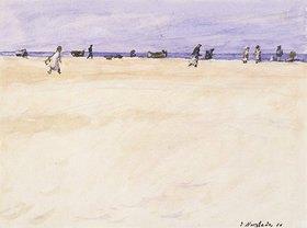 Jakob Nussbaum: Am Strand von Port Said
