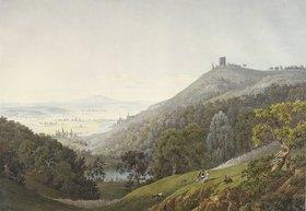 Friedrich Christian Reinermann: Die Ruine Kalsmunt bei Wetzlar