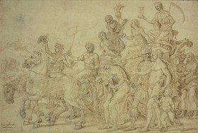Maerten van Heemskerck: Triumphzug des Todes