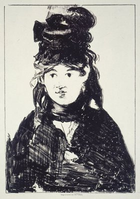 Edouard Manet: Berthe Morisot