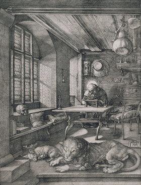 Albrecht Dürer: Hieronymus im Gehäuse