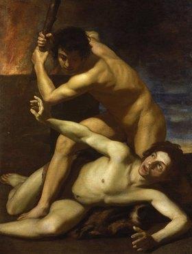 Bartolomeo Manfredi: Kains Brudermord