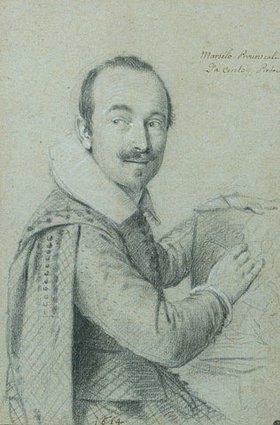 Ottavio Leoni: Portrait des Marcello Provenzale