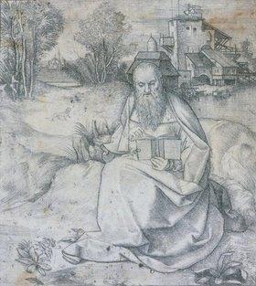 Giulio Campagnola: Saint Jerome