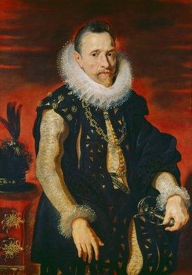 Peter Paul Rubens: Erzherzog Albrecht VII. von Österreich (1559-1621)