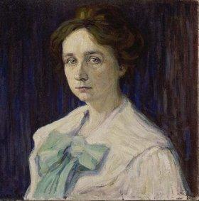 Wassily Kandinsky: Gabriele Münter