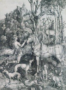Albrecht Dürer: Der hl.Eustachius