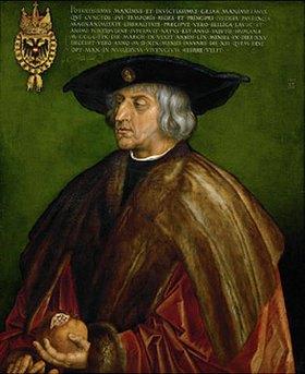 Albrecht Dürer: Kaiser Maximilian I