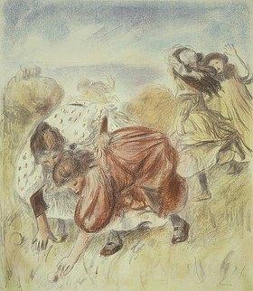 Auguste Renoir: Ballspielende Kinder
