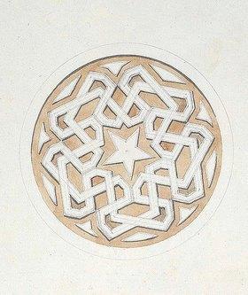 Friedrich Maximilian Hessemer: Islamische Dekoration in Alexandria