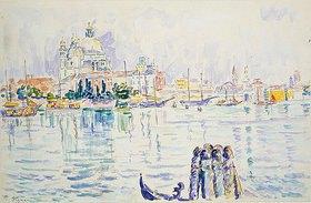 Paul Signac: Venedig, Canal Grande
