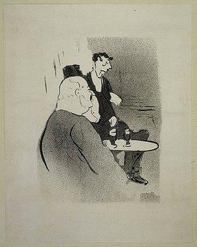 Henri de Toulouse-Lautrec: Ducarre aux Ambassadeurs
