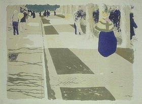 Edouard Vuillard: L'Avenue (Die Allee)