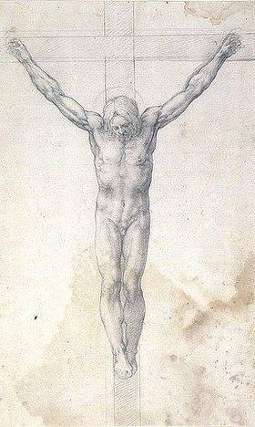 Michelangelo: Christus am Kreuze