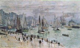 Claude Monet: Port de Mer (Le Havre)