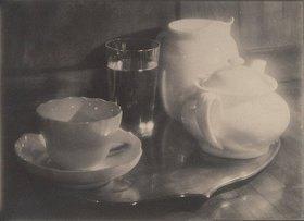 Heinrich Kühn: Teestilleben