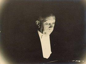 Erich Salomon: Richard Strauss am Dirigentenpult