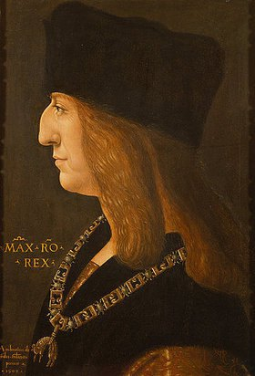 Ambrogio de Predis: Kaiser Maximilian I. 1502. Nach