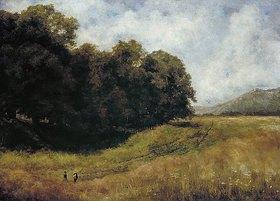 Louis Eysen: Feldweg bei Kronberg