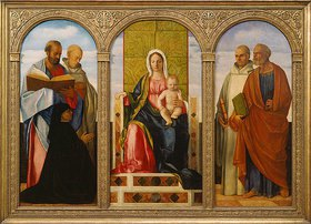 Giovanni Bellini: Pala Priuli