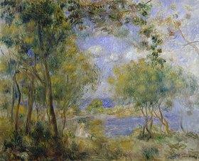 Auguste Renoir: Noirmoutier. Um 1897 oder später
