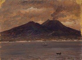 Andreas Achenbach: Vesuv