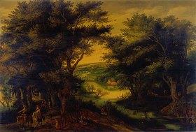 Gilles van Coninxloo: Landschaft